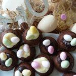 Mini muffins aux smarties